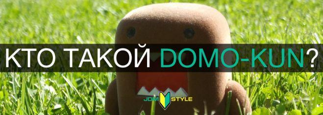 Кто такой Домо кун?