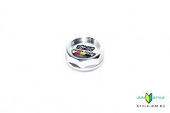 Mugen Power Oil Filler Cap Silver