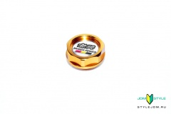 Mugen Power Oil Filler Cap Gold