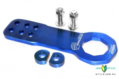 Password:JDM Billet Aluminum Tow Hook (Front) Blue