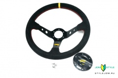OMP Corsica Superleggero Steering Wheels Black